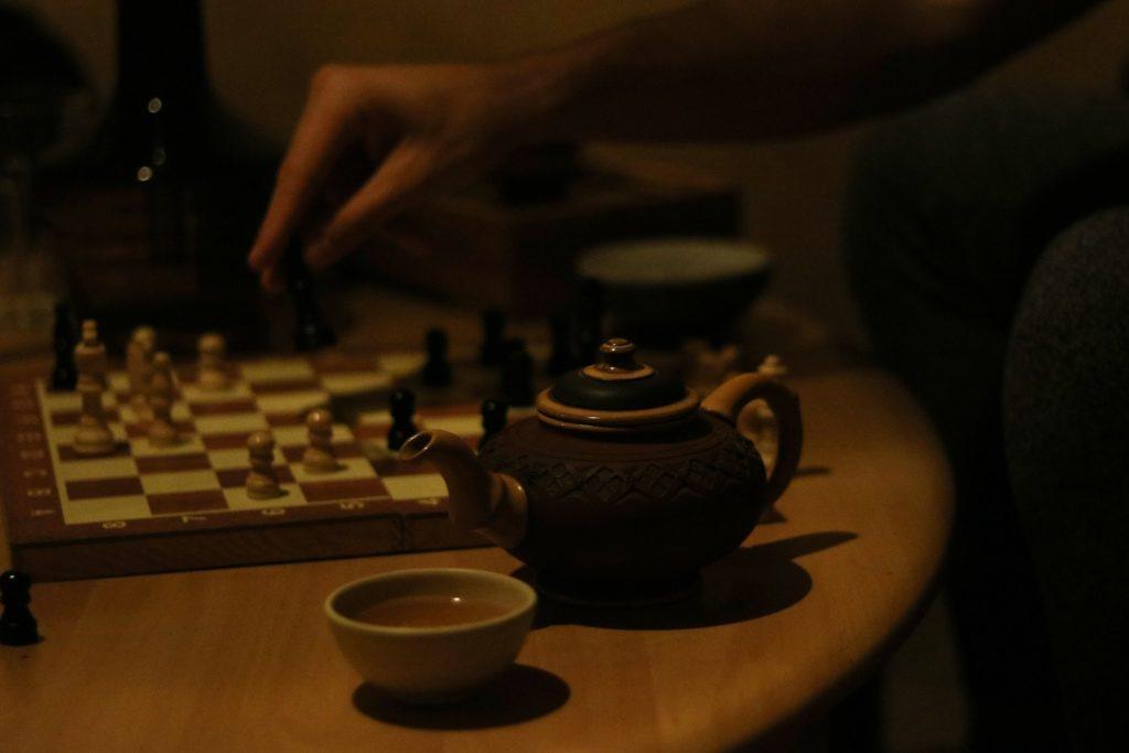 čajovňa v Trnave