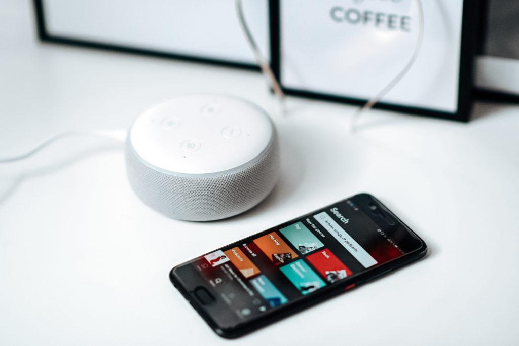 Amazon Echo Dot 3. generácie