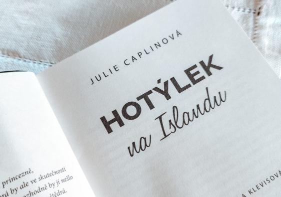 kniha Hotýlek na Islandu